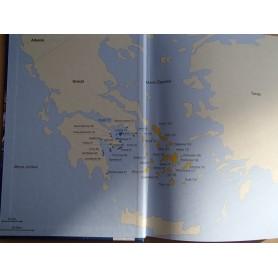 Grecja dla żeglarzy. Tom 1 - Zatoka Sarońska, Zatoka Argolidzka, Cyklady
