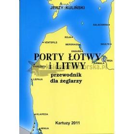 Porty Łotwy i Litwy przewodnik dla żeglarzy