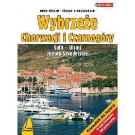 Wybrzeże Chorwacji i Czarnogóry. Split - Ulcinj, Jezioro Szkoderskie