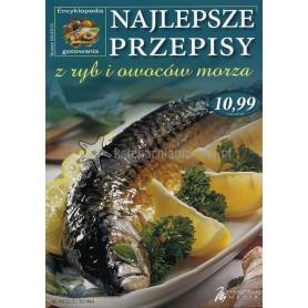 Najlepsze przepisy z ryb i owoców morza