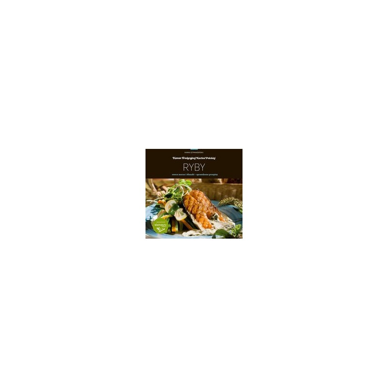 Ryby słodko- i słonowodne, owoce morza i ślimaki