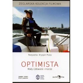 OPTIMISTA. Mały człowiek i morze - DVD
