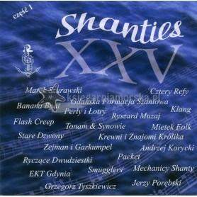 XXV - lecie Shanties cz.1