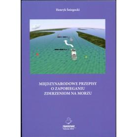 Międzynarodowe przepisy o zapobieganiu zderzeniom na morzu