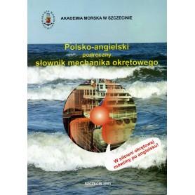 Polsko-angielski podręczny słownik mechanika okrętowego
