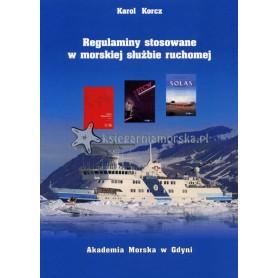 Regulaminy stosowane w morskiej służbie ruchomej