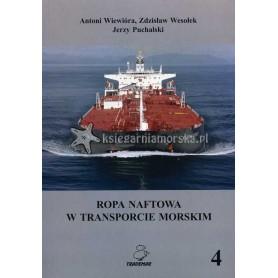 Ropa naftowa w transporcie morskim