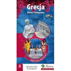 Grecja. Ateny i Peloponez. Błękit morza, biel marmuru