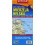 Mierzeja Helska - mapa turystyczna