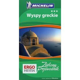 Wyspy greckie. Zielony przewodnik Michelin