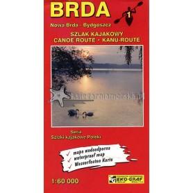 BRDA - mapa