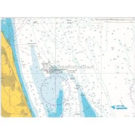 Map-Pads 13 (podkładka śniadaniowa, antypoślizgowa)