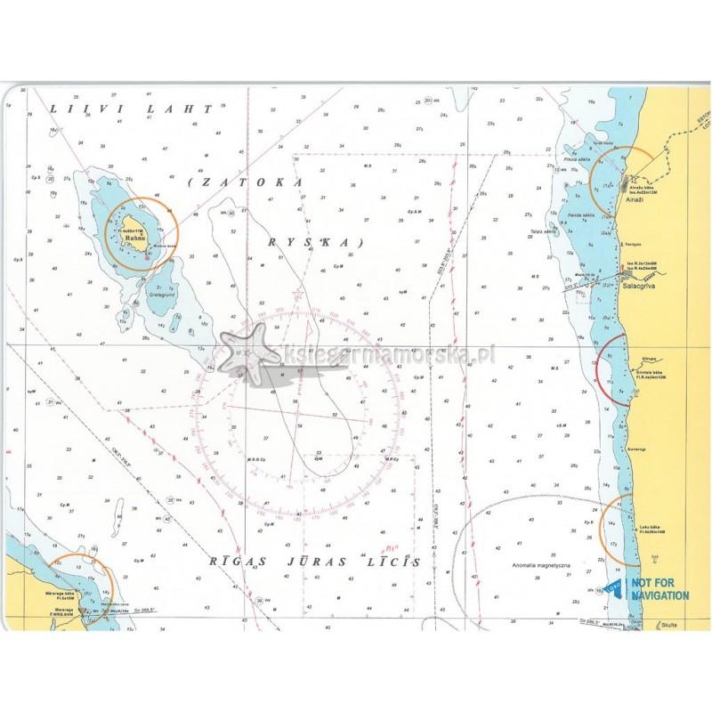 Map-Pads 3 (podkładka śniadaniowa)
