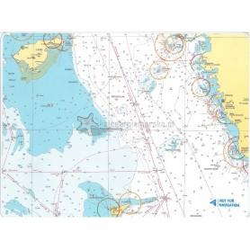 Map-Pads 6 (podkładka śniadaniowa)
