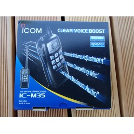 Radiotelefon morski na pasmo VHF icom IC-M35