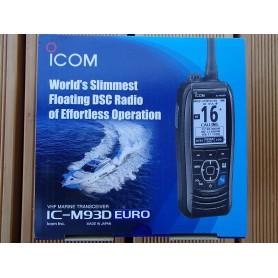 Radiotelefon morski na pasmo VHF icom IC-M93D EURO