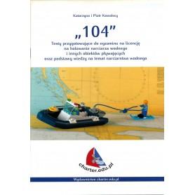 104 - Testy przygotowujące do egzaminu na licencję na holowanie narciarza wodnego i innych obiektów pływających oraz...