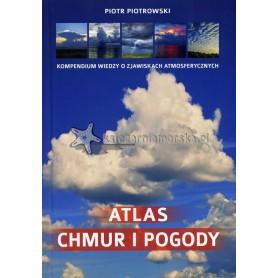 Atlas chmur i pogody. Kompendium wiedzy o zjawiskach atmosferycznych