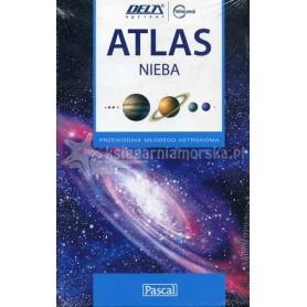 Atlas nieba - przewodnik młodego astronoma