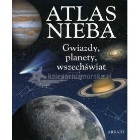 Atlas nieba Gwiazdy, planety, wszechświat