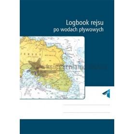 Dziennik jachtowy - Logbook rejsu po wodach pływowych