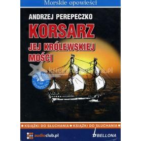 Korsarz jej królewskiej mości - audiobook