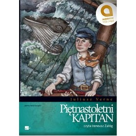 Piętnastoletni kapitan - audiobook