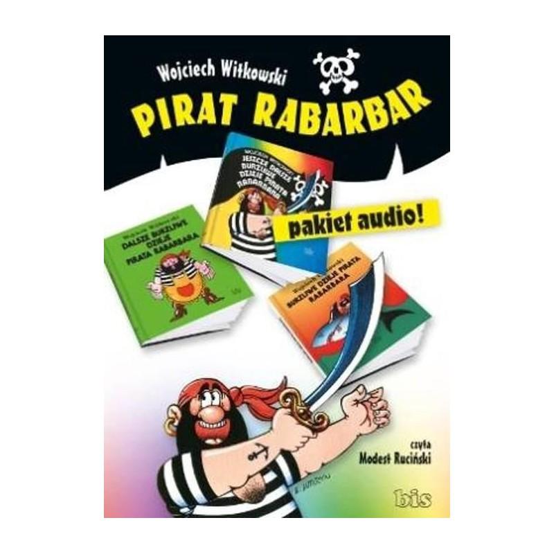 Pirat Rabarbar - pakiet audio
