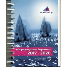 Przepisy regatowe żeglarstwa 2017-2020