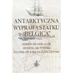 Antarktyczna wyprawa statku Belgica