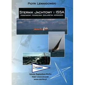 Sternik jachtowy i ISSA - podstawowy podręcznik żeglarstwa morskiego + CD