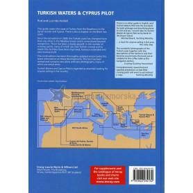 Turkish Waters & Cyprus Pilot - tył okładki