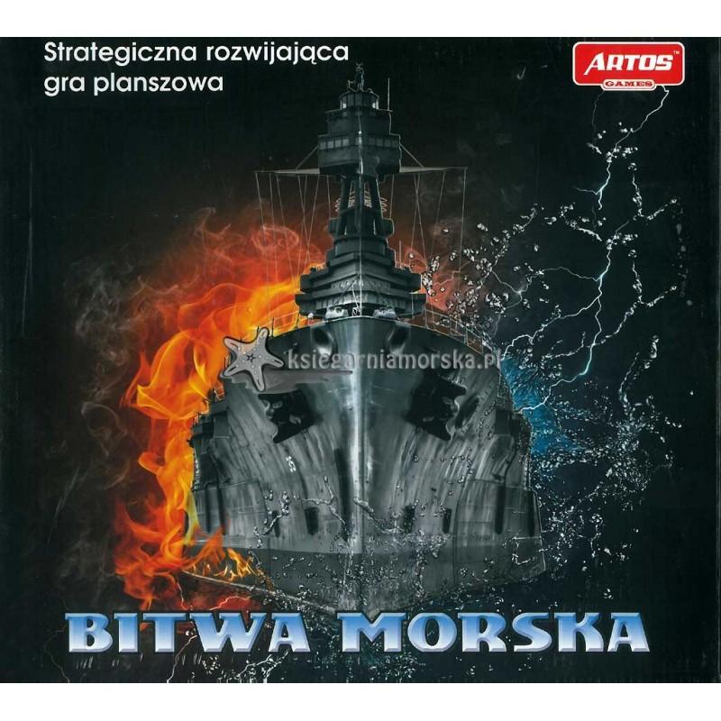 Gra planszowa - bitwa morska