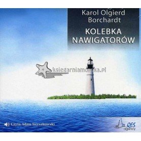 Kolebka nawigatorów - audiobook