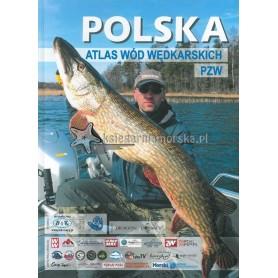 Polska. Atlas wód wędkarskich PZW