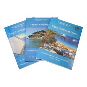 Żegluj i odkrywaj Grecję - zeszyt 1, 2 i 3