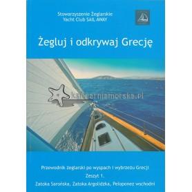Żegluj i odkrywaj Grecję - zeszyt 1