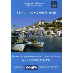 Żegluj i odkrywaj Grecję. Zeszyt 4. Dodekanez i Kreta
