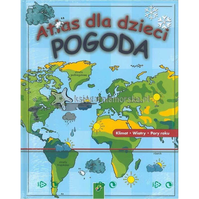 Atlas dla dzieci - POGODA