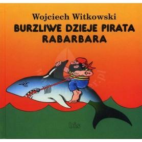 Burzliwe dzieje pirata Rabarbara