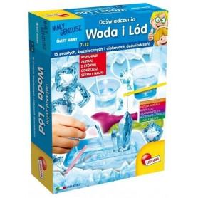 Doświadczenia z wodą i lodem