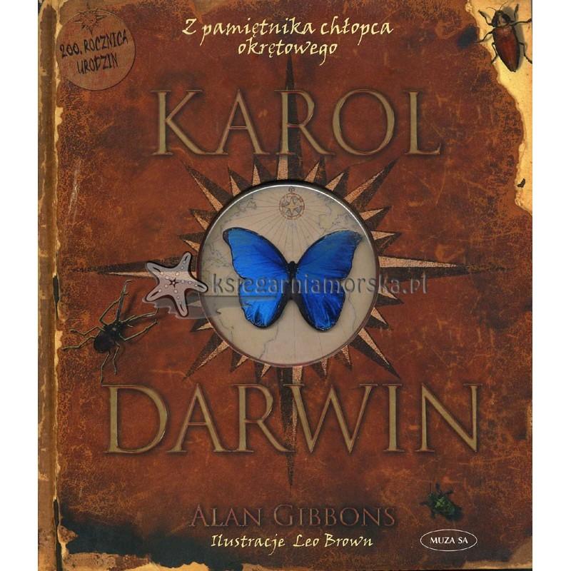 Karol Darwin. Z pamiętnika chłopca okrętowego