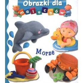 Morze. Obrazki dla maluchów