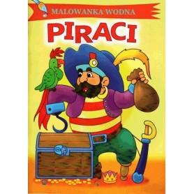 Piraci. Malowanka wodna