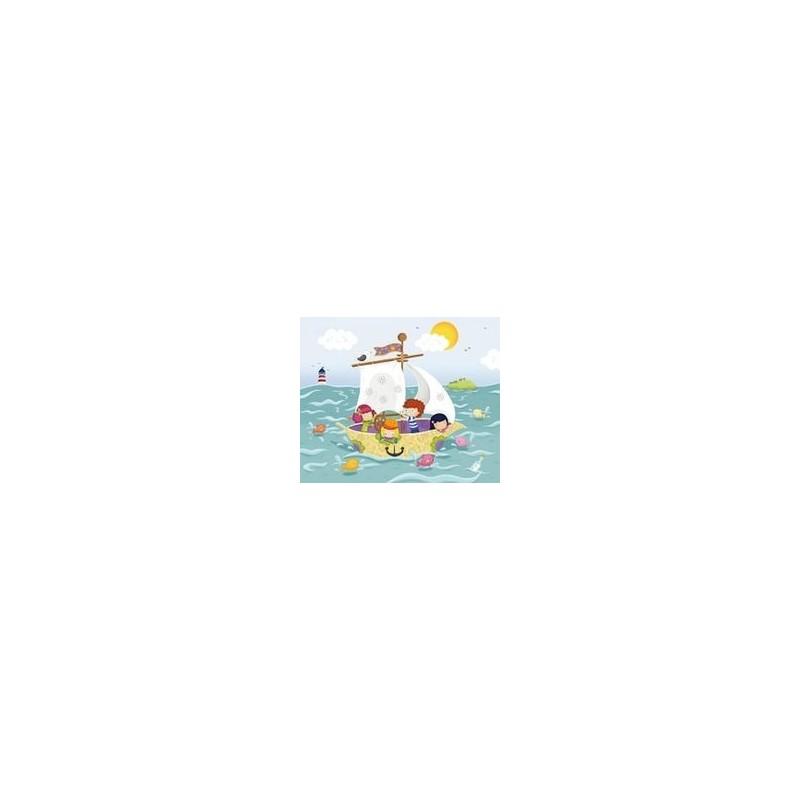 Statek - puzzle