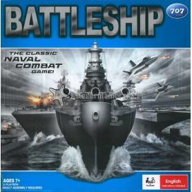 Strategiczna gra w statki - BITWA MORSKA