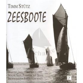 Zeesboote. Brązowe żagle pomorskich łodzi