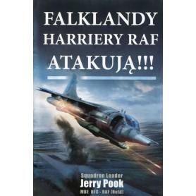 Falklandy Harriery RAF atakują!
