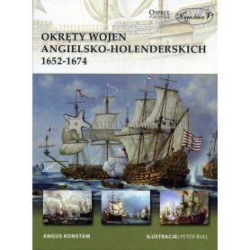 Okręty wojen angielsko - holenderskich 1652-1674