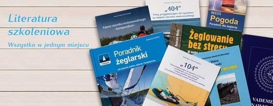 Księgarnia Morska - Literatura szkoleniowa